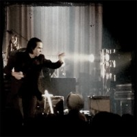 Nick Cave live in Berlin